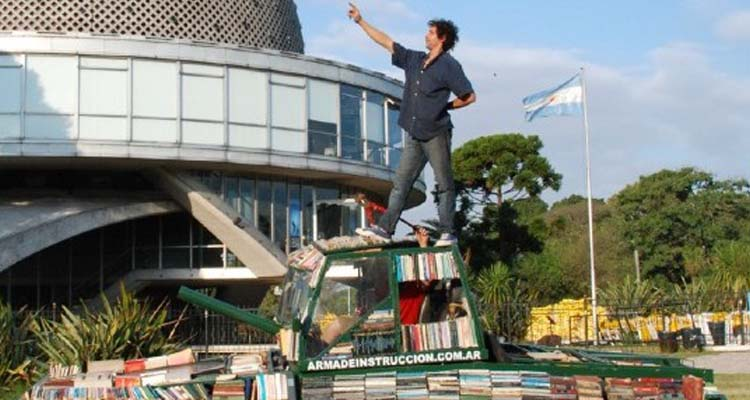 pokretna biblioteka