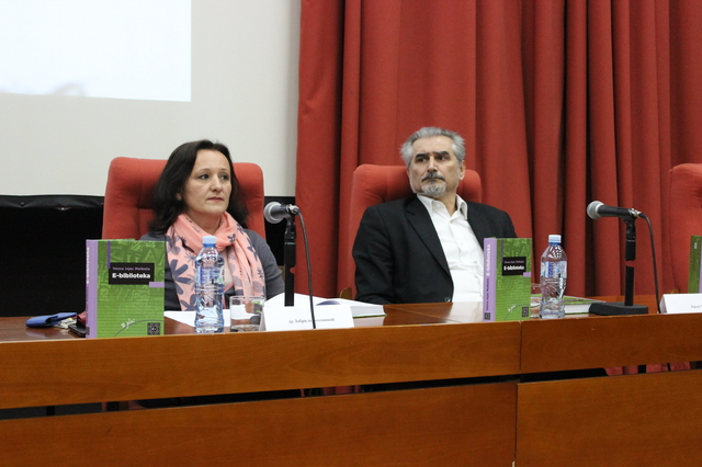 Dobrila Begenisic i Zoran Hamovic