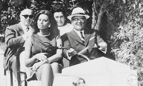 Tito's widow dies in Belgrade