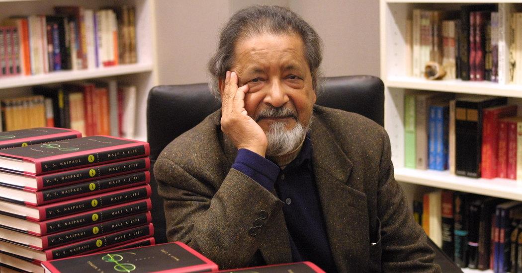 Preminuo Britanski Nobelovac V S Naipol Bookvar